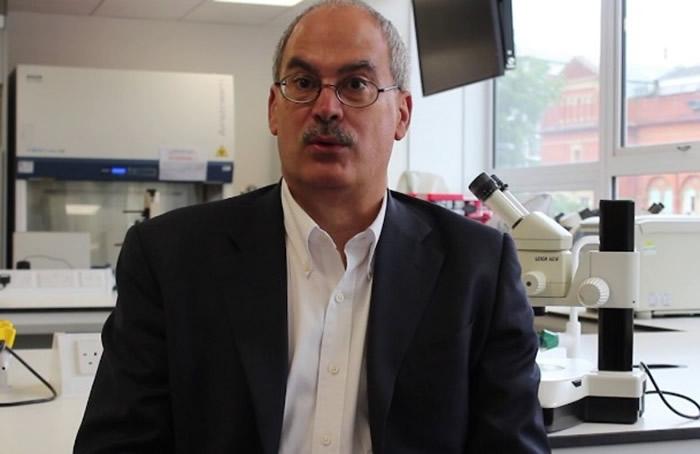 利桑蒂教授领导今次研究。