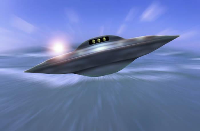 墨西哥和夏威夷间的太平洋海底发现不明飞行物留下的神秘痕迹?