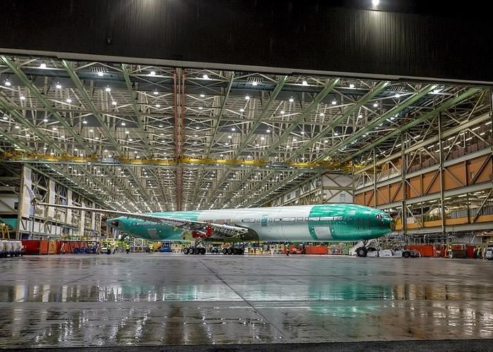 飞机将于未来一年进行一系列的负重及安全测试。