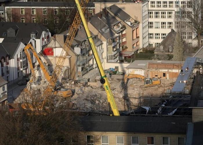 德国科隆城市历史档案馆曾经倒塌。