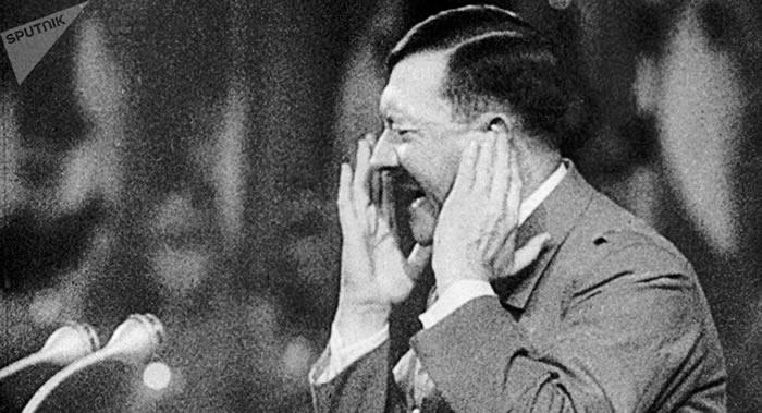"""秘鲁""""列宁""""阻止""""希特勒""""竞选市长"""