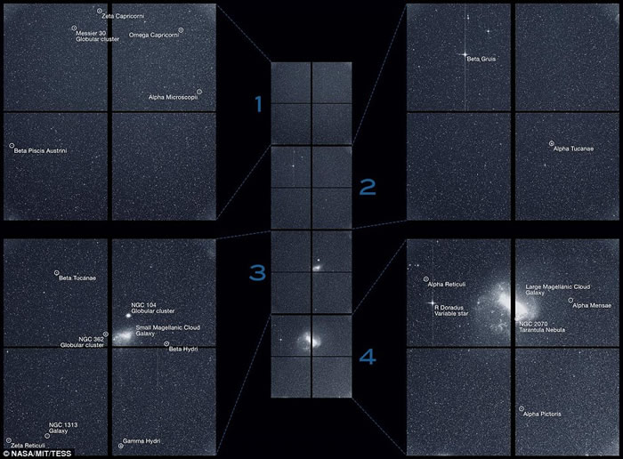 "NASA""凌日系外行星巡天卫星""(TESS)发现一颗""超级地球""和一颗""热地球"""