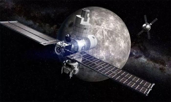 """美国国家航空航天局称其在国际月球轨道站""""门户""""的建设项目中发挥主导作用"""