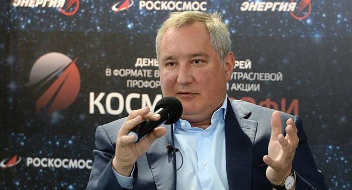 俄罗斯国家航天集团总裁罗戈津:中国有能力在月球开发方面成为俄罗斯的平等伙伴