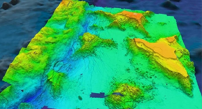 """俄罗斯海上无人机""""勇士号""""2019年将在太平洋马里亚纳海沟11000米深的地方进行直播"""