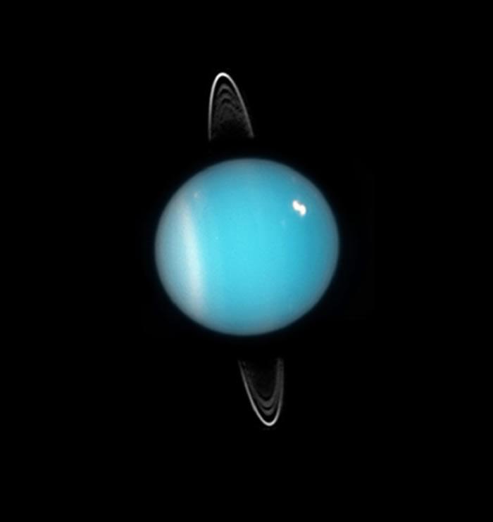 2018年10月24日天王星冲日