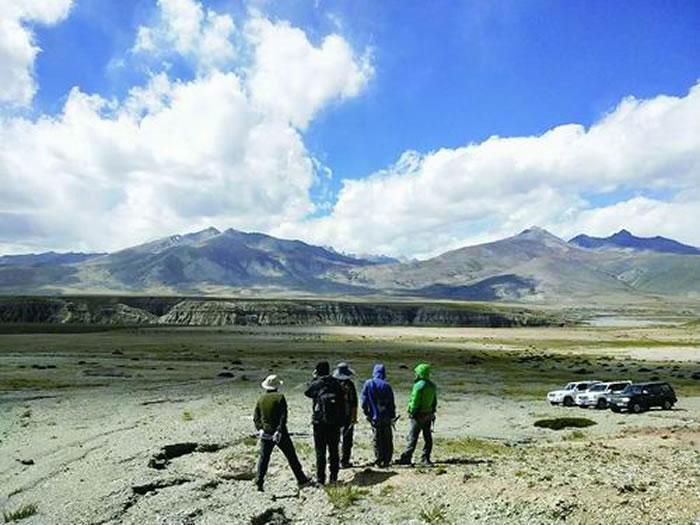 从化石窥见青藏高原生长的秘密