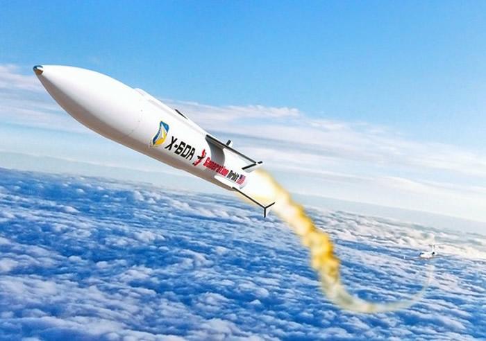 """高超音速武器""""前进发射者一号""""X-60A 美军打造8马赫的""""飞行风洞"""""""