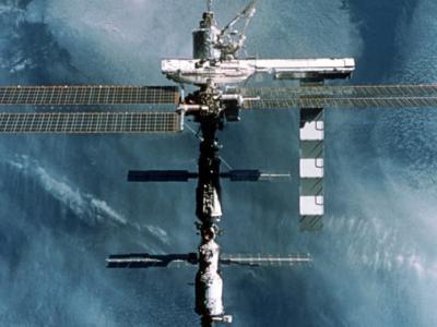 正在国际空间站进行任务的考察组宇航员可能于12月返回地球