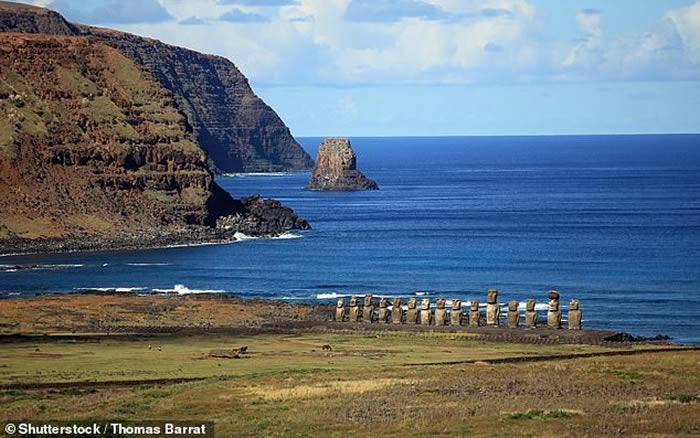 美国考古学家发现复活节岛上的居民如何从海洋中提取淡水