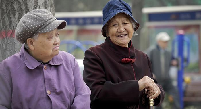 到2040年中国人均预期寿命将达到81.9岁