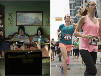 《美国医学会期刊》:不做运动的人较吸烟、患糖尿病及心脏疾病的