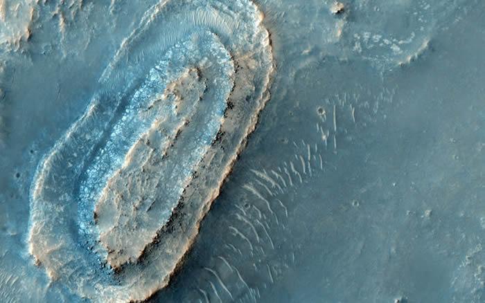 美国就火星探测器着陆点投票 NASA将于2020年发射价值25亿美元的探测器
