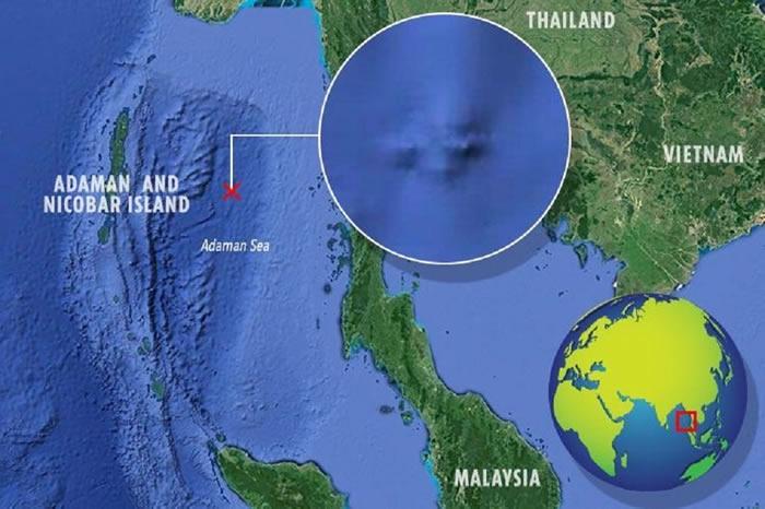 英国业余侦探称在谷歌地图上发现马航MH370航班波音777残骸