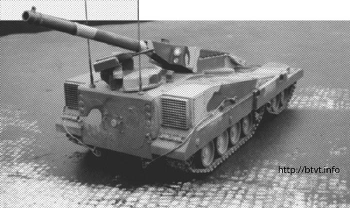 """490工程:苏联工程师研制的""""21世纪坦克"""""""