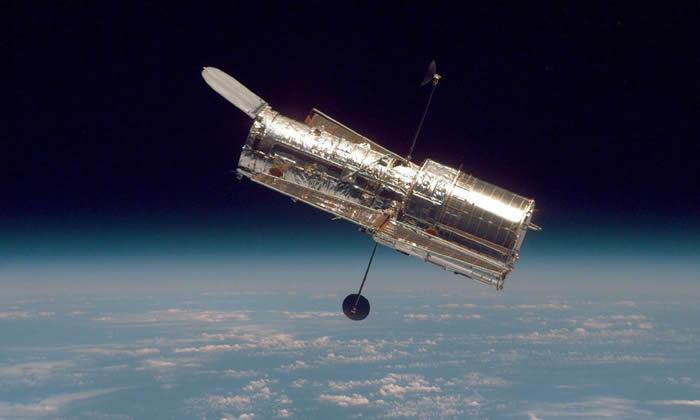 """美国航空航天局:轨道天文台""""哈勃太空望远镜""""恢复工作"""