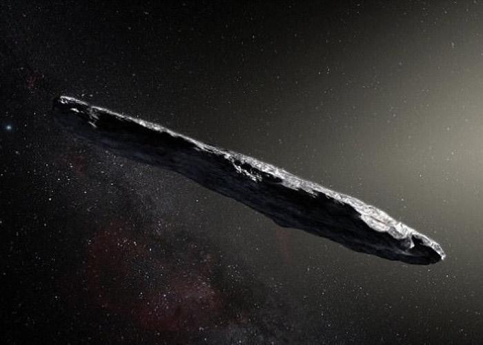 Oumuamua是外星人用来搜索遥远文明的太空船?