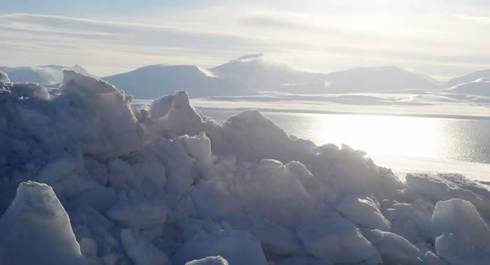 """俄罗斯科学家证实远古""""北极大陆""""的存在"""