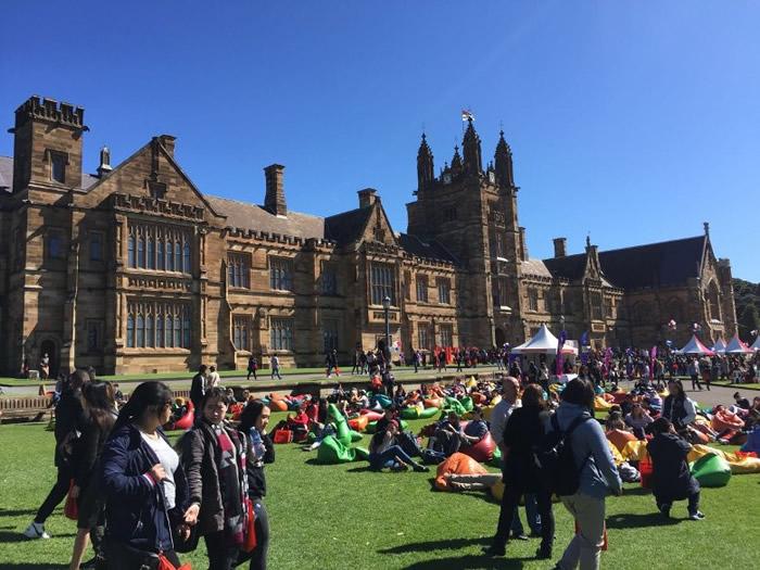 悉尼大学坎珀当校园。