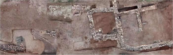 希腊考古学家发现泰涅亚(Tenea)古城遗址