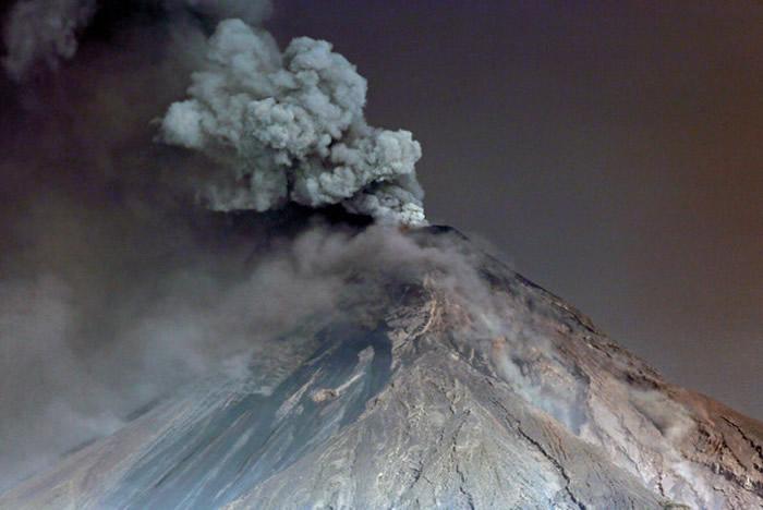 """人类史上最黑暗时期:西元536年时曾发生""""恐怖末日"""" 超级火山爆发"""