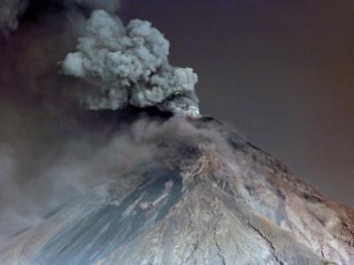 """人类史上最黑暗时期:西元536年时曾发生""""恐怖末日"""" 超级火山爆"""
