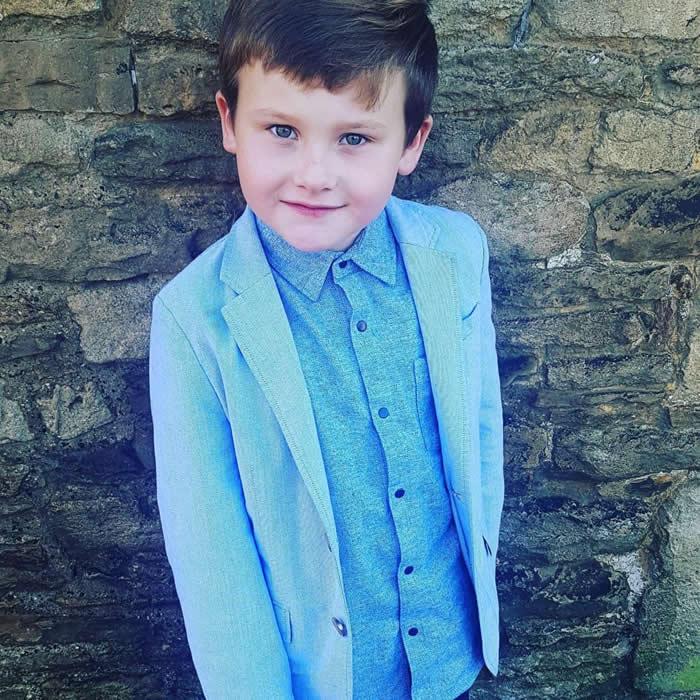 英国7岁男孩存在神秘第六感?称看到死去的祖母