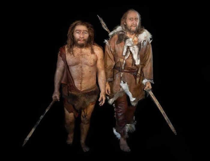 """尼安德特人与现代人祖先曾在多个时间点发生过""""基因交流"""""""