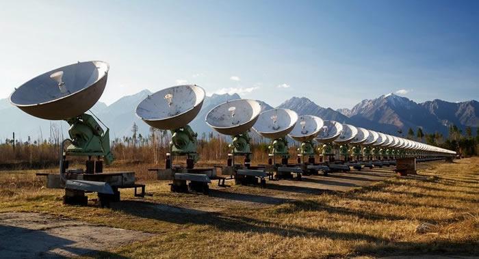 俄罗斯研究人员在俄中空间天气研讨会上发表有关太阳地球物理综合观测项目的报告