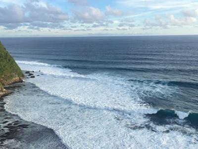 科学家记录到地球海底下神秘不明事件的轰隆声