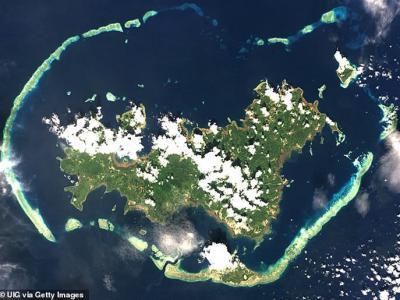 """11月11日全球各地侦测到神秘低频地震波 锁定印度洋上的法属""""马"""