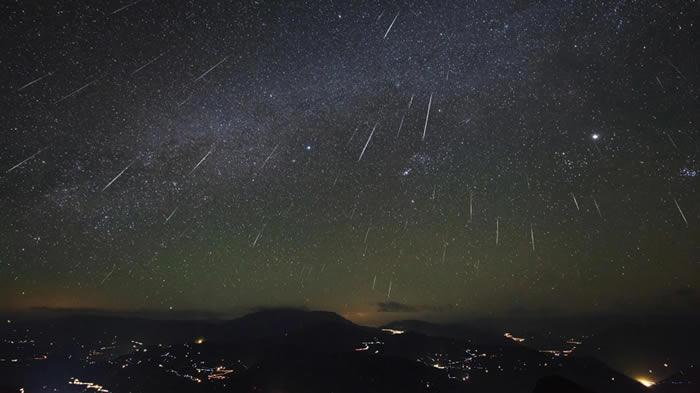 2018年12月14日双子座流星雨极大期