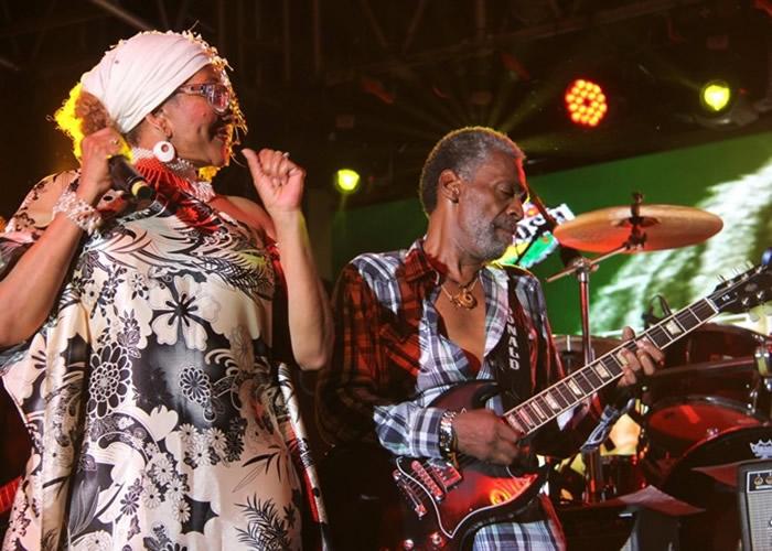 牙买加雷鬼音乐相当受欢迎。