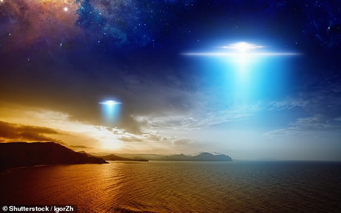 是氢气球还是UFO?
