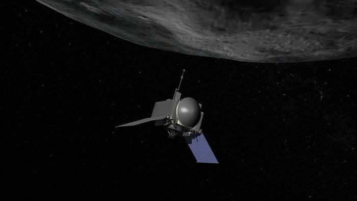 美国航空航天局OSIRIS-REx探测器已抵达小行星Bennu