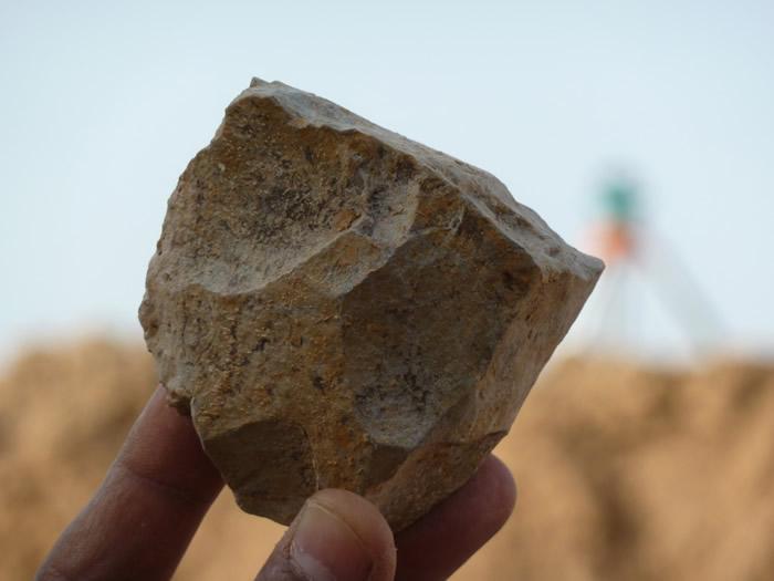 阿尔及利亚峡谷发现的240万年前石器说明古人类踏足北非早于预期