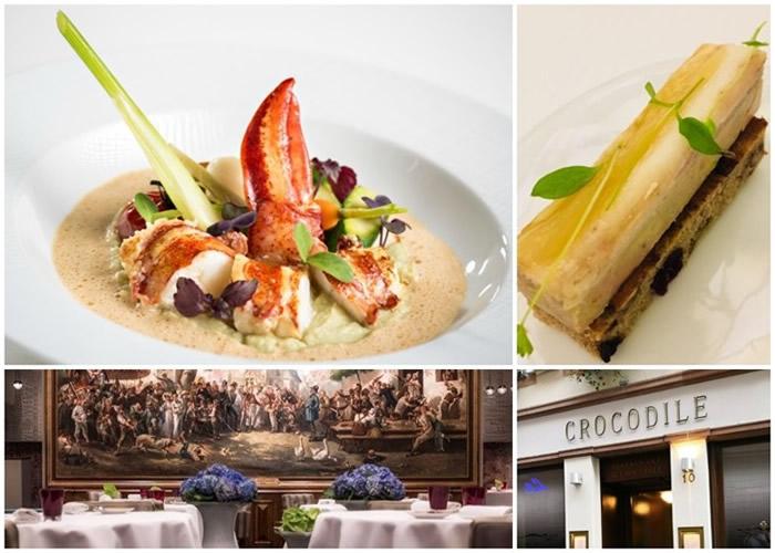 Au Crocodile获选为全球最佳餐厅。