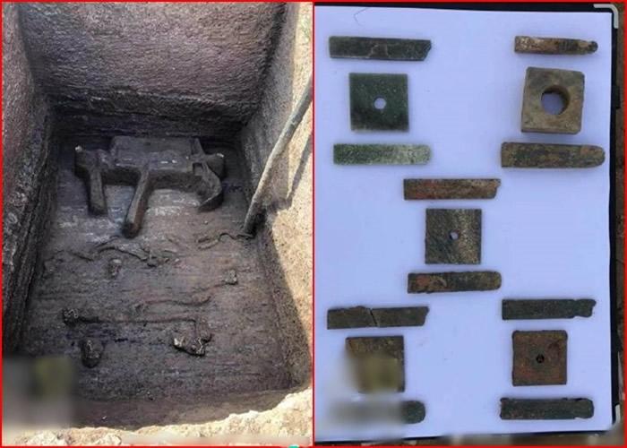 陕西省陈仓区发现战国时期的吴山祭祀遗址:或是