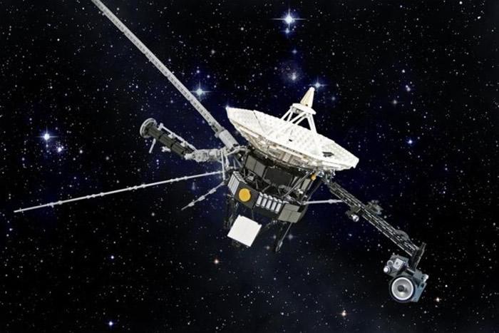 旅行者2号是第2个离开太阳圈人造物。