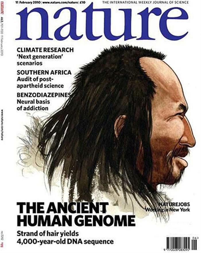 """基因组学研究""""还原""""古人类迁徙路径"""