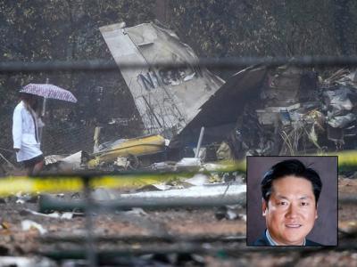 """""""中国环球飞行第一人""""陈玮在美国亚特兰大坠机身亡"""