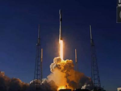 首次执行美军任务 SpaceX火箭送第3代GPS卫星上太空