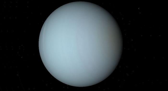 天王星为什么躺着转:在碰撞中撞翻