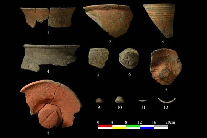 朴口文化遗址:台湾国道4号挖出新石器时代文物