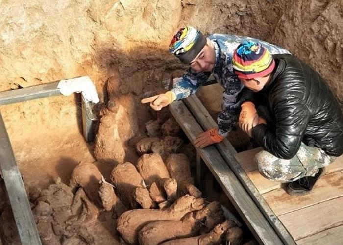 今次发现对研究汉代历史及文化有重要意义。