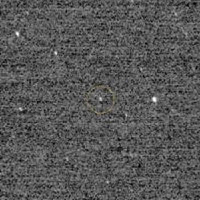 """新视野号元旦当天飞掠距离地球80亿公里远的""""终极远境""""小行星2014 MU69"""