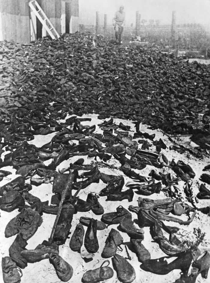 """""""莱因哈德行动"""":纳粹大屠杀犹太人受害人中有四分之一在短短3个月中被杀害"""