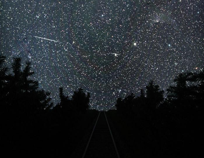 象限仪座流星雨今日登场 有机会看到每小时120颗流星大爆发