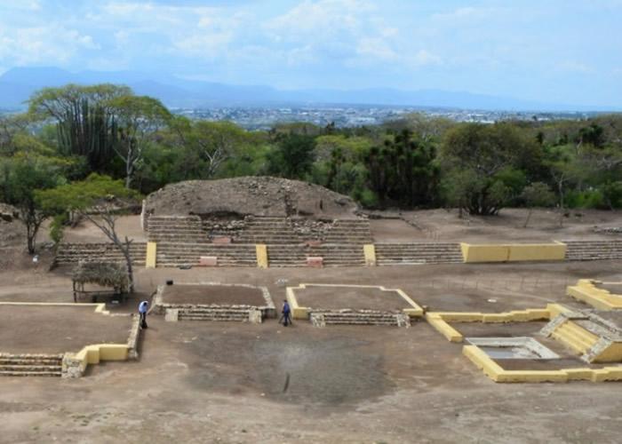 今次是首次有剥皮之主神庙出土。