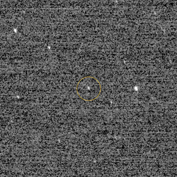 """让人想到纳粹?NASA拒绝改变""""2014MU69Ultima Thule""""小行星""""Ultima Thule""""临时名称"""